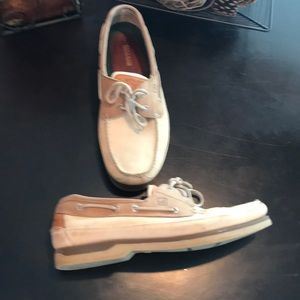 Sperry Mako Collection boat deck shoes sz 13 🐬